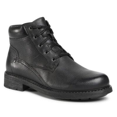 Levně Šněrovací obuv Sergio Bardi MB-ROOT-36EO Přírodní kůže (useň) - Lícová