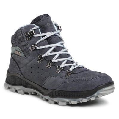Levně Šněrovací obuv Sprandi Outdoor Performance AT71410S Přírodní kůže (useň) - Nubuk