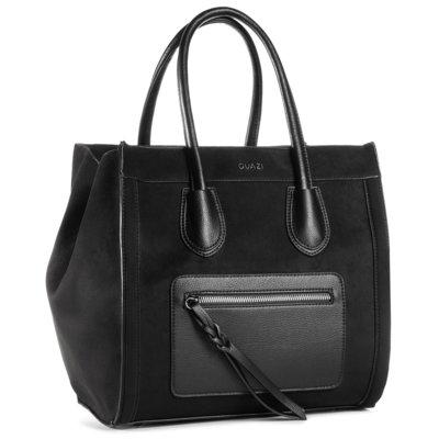 Levně Dámské kabelky Quazi RC18301 Textilní materiál