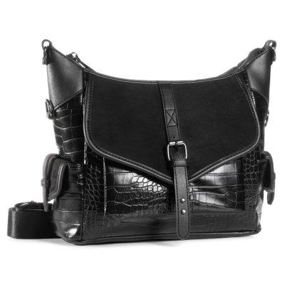 Dámské kabelky Quazi RX1442 Ekologická kůže