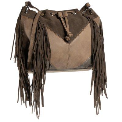 Levně Dámské kabelky Quazi RX1443 Textilní materiál,Ekologická kůže
