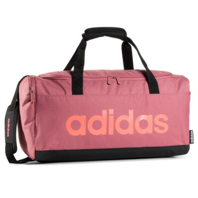 Levně Cestovní tašky ADIDAS Lin Duffle S GE1150 Textilní materiál