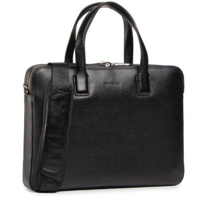 Levně Pánské tašky Gino Rossi BGM-L-072-10-05 Přírodní kůže - Lícová