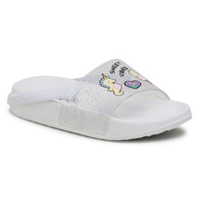 Levně Bazénové pantofle Nelli Blu 69259 Materiál/-Velice kvalitní materiál