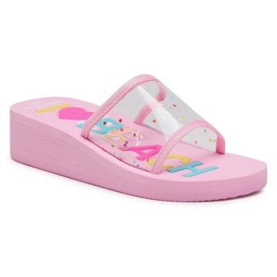 Levně Bazénové pantofle Nelli Blu 858572 Materiál/-Velice kvalitní materiál