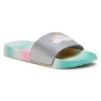 Levně Bazénové pantofle Nelli Blu 865157 Materiál/-Velice kvalitní materiál