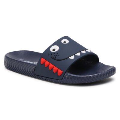 Levně Bazénové pantofle Action Boy 927Y029 Materiál/-Velice kvalitní materiál