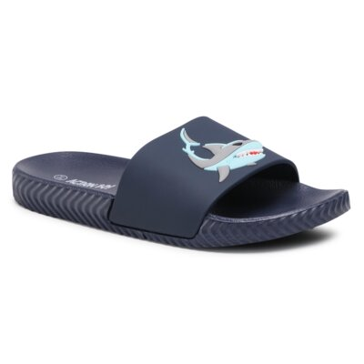 Levně Bazénové pantofle Action Boy 927Y030 Materiál/-Velice kvalitní materiál
