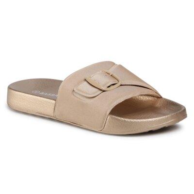 Levně Bazénové pantofle Bassano 69277 Látka/-Látka