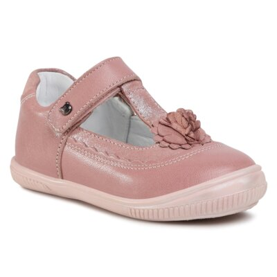 Pantofi cu toc mediu Lasocki Kids CI12-FRANKA-10 Piele naturală - Netedă imagine ccc.eu
