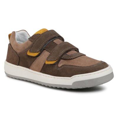 Pantofi cu toc mediu Lasocki Young CI12-2889-02 Piele naturală - De antilopă imagine ccc.eu