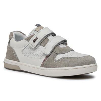 Pantofi cu toc mediu Lasocki Kids CI12-EMILY-02 Piele naturală - De antilopă