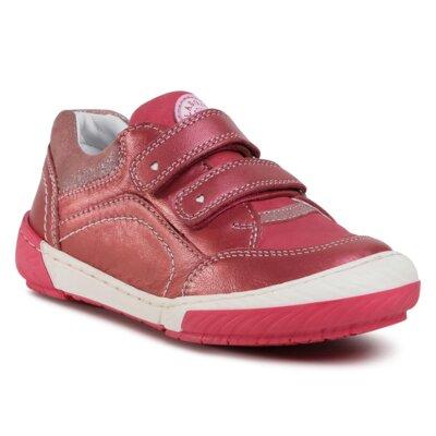 Pantofi cu toc mediu Lasocki Kids CI12-PAMI-50 Piele naturală - Nubuc imagine ccc.eu