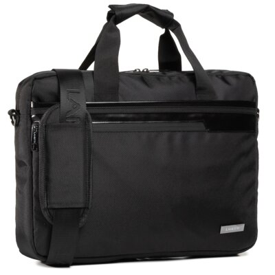 Levně Pánské tašky Lanetti BMM-S-040-10-05 Textilní materiál