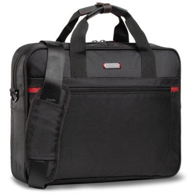 Levně Pánské tašky Lanetti BMM-S-047-10-05 Textilní materiál