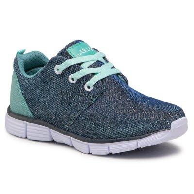 Pantofi cu toc mediu Nelli Blu CP49-7312-1 Material plastic -De înaltă calitate imagine ccc.eu