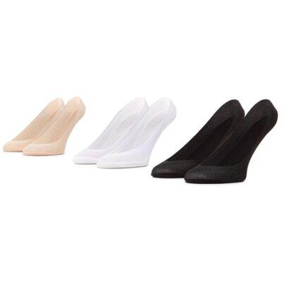 Levně Ponožky ACCCESSORIES 1WB-001-SS21 r. 35-38 Elastan,Polyamid,Bavlna