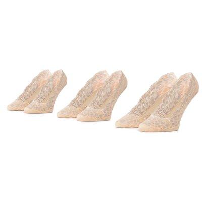 Levně Ponožky ACCCESSORIES 1WB-008-SS21 r. 35-38 Spandex,Nylon,Bavlna