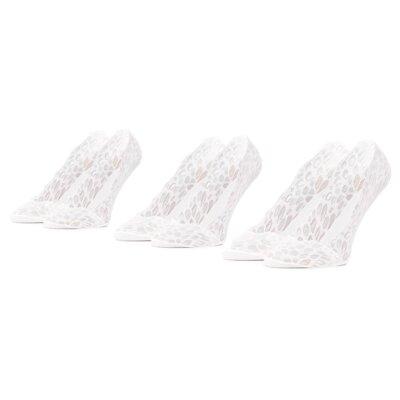 Levně Ponožky ACCCESSORIES 1WB-009-SS21 r. 35-38 Spandex,Nylon,Bavlna