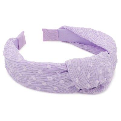 Levně Doplňky do vlasů ACCCESSORIES 1WA-022-SS21 Materiał tekstylny