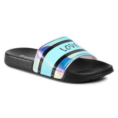 Levně Bazénové pantofle Bassano 862119F Materiál/-Velice kvalitní materiál