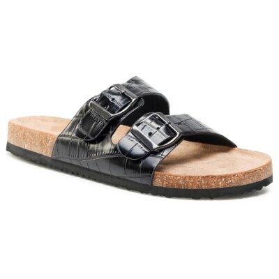 Levně Pantofle Home&Relax BR-C-1 Ekologická kůže /-Ekologická kůže