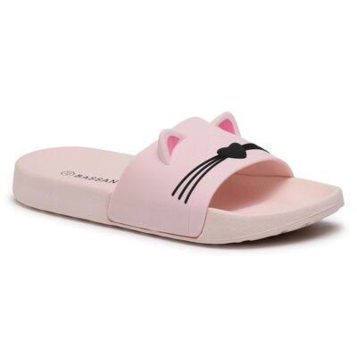 Levně Bazénové pantofle Bassano 69375