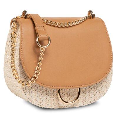 Levně Dámské kabelky DeeZee EBG11384 Velice kvalitní materiál,Ekologická kůže