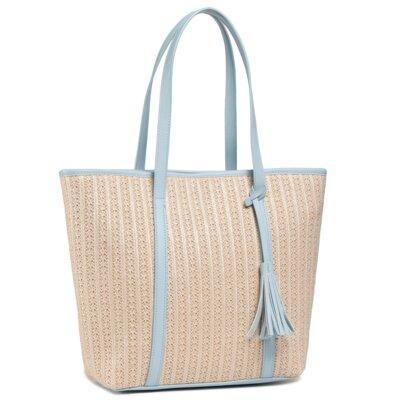 Levně Dámské kabelky DeeZee EBG10673 Velice kvalitní materiál,Ekologická kůže