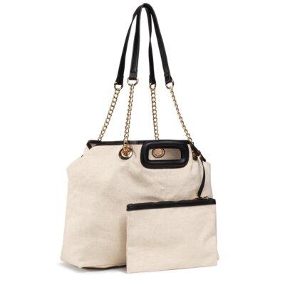 Levně Dámské kabelky DeeZee RC17855 Textilní materiál