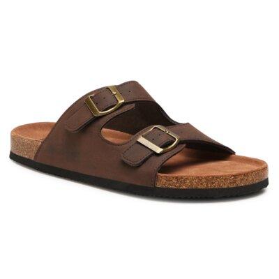 Levně Pantofle GO SOFT AGK20701 Imitace kůže/-Ekologická kůže