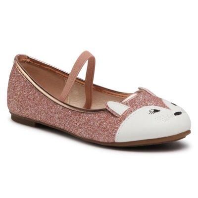 Pantofi cu toc mediu Nelli Blu CM191230-1 Material plastic -De înaltă calitate imagine ccc.eu