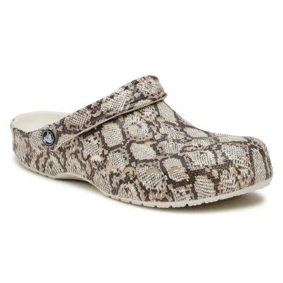 Levně Bazénové pantofle Crocs 206230-13T