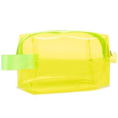Levně Kosmetická tašticka ACCCESSORIES 1W1-002-SS21 Velice kvalitní materiál