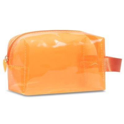 Levně Kosmetická tašticka ACCCESSORIES 1W1-003-SS21 Velice kvalitní materiál