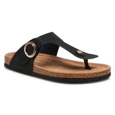 Levně Pantofle GO SOFT AGK20708 Imitace kůže/-Ekologická kůže