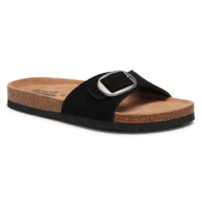 Levně Pantofle GO SOFT AGK20713 Imitace kůže/-Ekologická kůže