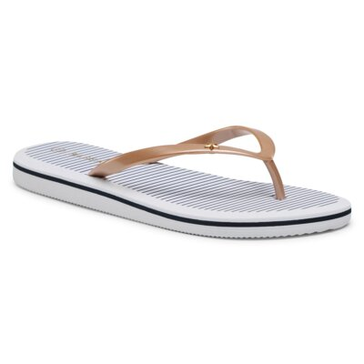 Levně Bazénové pantofle Bassano 844771A Materiál/-Velice kvalitní materiál
