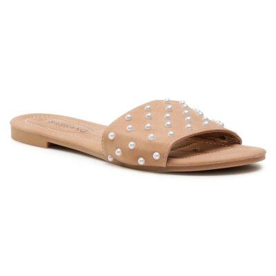 Levně Pantofle Bassano WP95-21183 Imitace kůže/-Ekologická kůže
