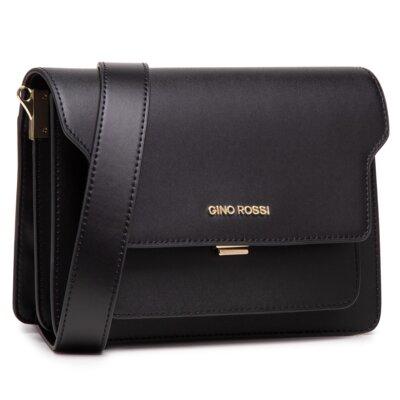 Levně Dámské kabelky Gino Rossi CSS2488F Přírodní kůže - Lícová