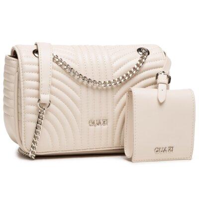 Levně Dámské kabelky Quazi RX90002 Ekologická kůže