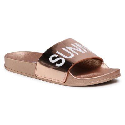 Levně Bazénové pantofle Bassano 55223 Materiál/-Velice kvalitní materiál