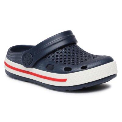 Levně Bazénové pantofle COQUI 6423-100-2132 Materiál/-Velice kvalitní materiál