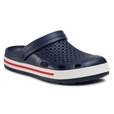 Levně Bazénové pantofle COQUI 6413-100-2132 Materiál/-Velice kvalitní materiál