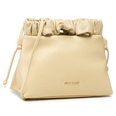 Levně Dámské kabelky Gino Rossi CSN5260 Přírodní kůže - Lícová