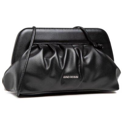 Levně Dámské kabelky Gino Rossi CSN5261 Přírodní kůže - Lícová