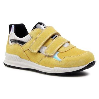Pantofi cu toc mediu Twisty 730520 Piele naturală - De antilopă imagine ccc.eu