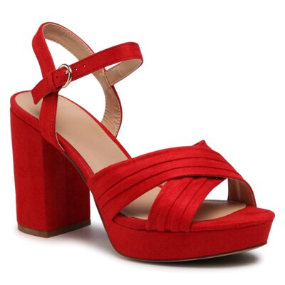 Jenny Fairy WYL2174-8 Czerwony