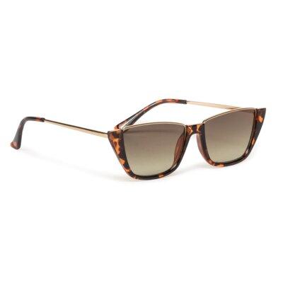 Levně Sluneční brýle ACCCESSORIES 1WA-059-SS21 Papier,Plastik,Materiál - kov