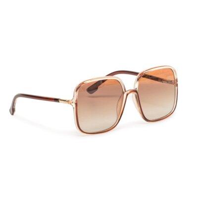 Levně Sluneční brýle ACCCESSORIES 1WA-053-SS21 Plastik,Materiál - kov